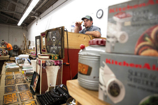 Pennsylvania auctioneer explains mysteries of an old trade