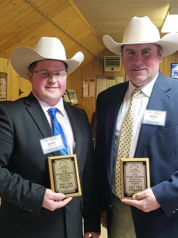 Congratulations Scott Werlein and Mark Oberholtzer!