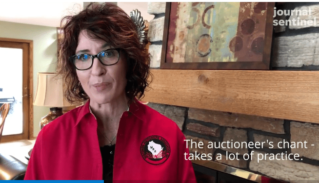 From farm auctions to Wisconsin champion, second generation auctioneer takes state title