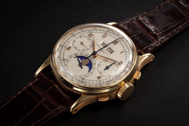 Patek Philippe Celestial watch headlines Dubai Edit online auction