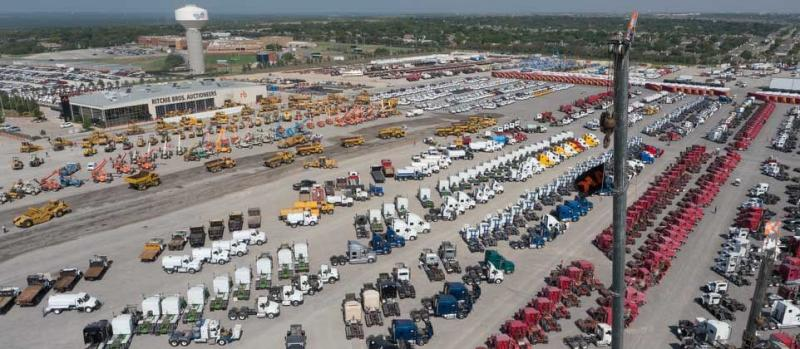 Demand Drives Recent Ritchie Bros. Forth Worth Auction