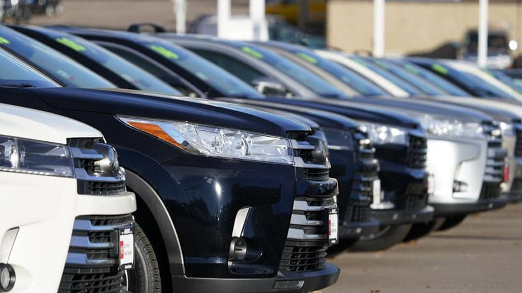 Wall Street monitors used car wholesale auction index to predict inflation