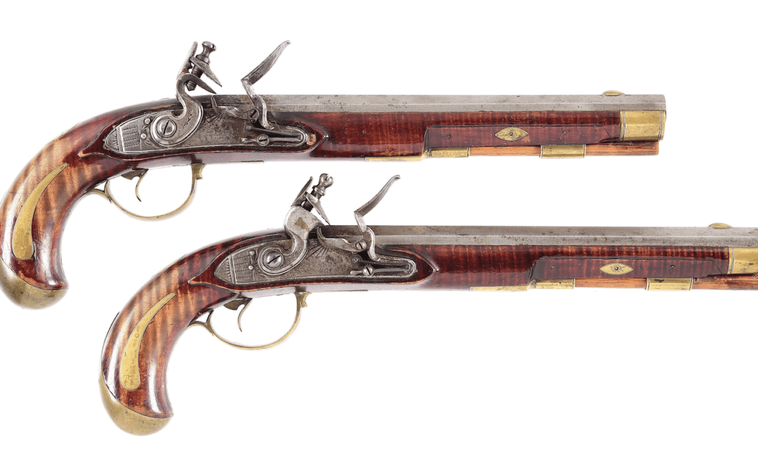 Morphy's to auction Bill Myers Collection of Historical Antique Firearms, Edged Weapons & Early Militaria