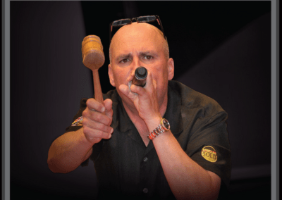 Mecum Legend Mark Delzell Passes Away